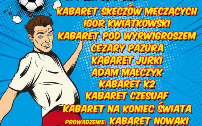 Płocka Noc Kabaretowa 2018 – sprzedaż ruszyła!