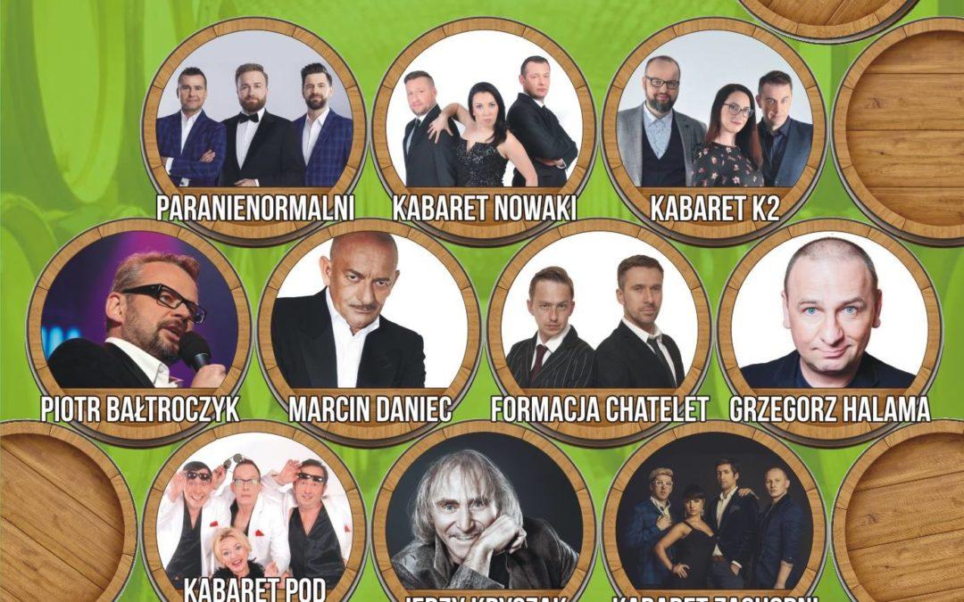 Stolica Polskiego Kabaretu – Zielona Góra 2018