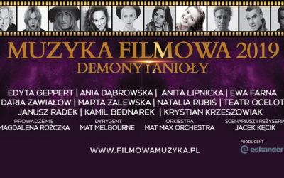 Muzyka Filmowa 2019 Demony i Anioły