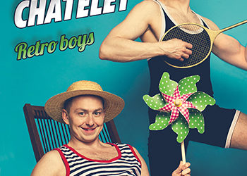 Retro Boys – Formacja Chatelet nad morzem
