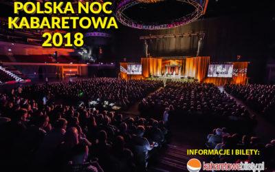 100 lat niepodległości z Polską Nocą Kabaretową