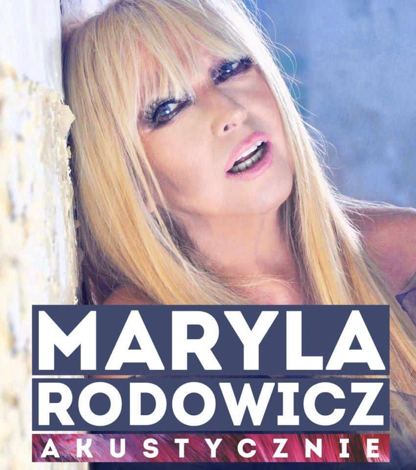 Maryla Rodowicz – Akustycznie