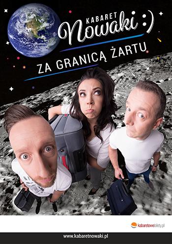 Bilety na występy Kabaretu Nowaki niemalże wyprzedane!