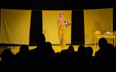 Sonia Bohosiewicz w naszym impresariacie teatralnym
